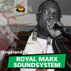 SS-ROYAL MARX SOUNDSYSTEMengelandkopie
